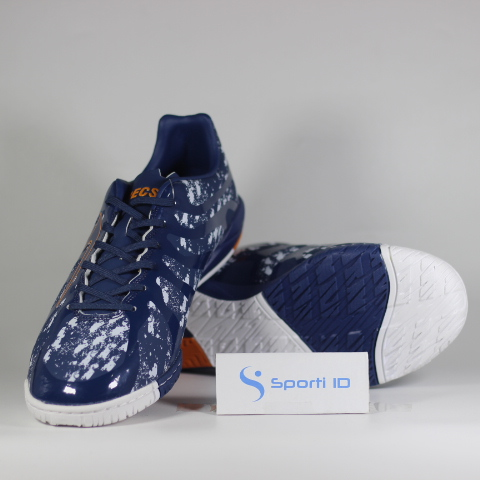 Specs Barricada Ultima In – Navy/Spirit Orange/White