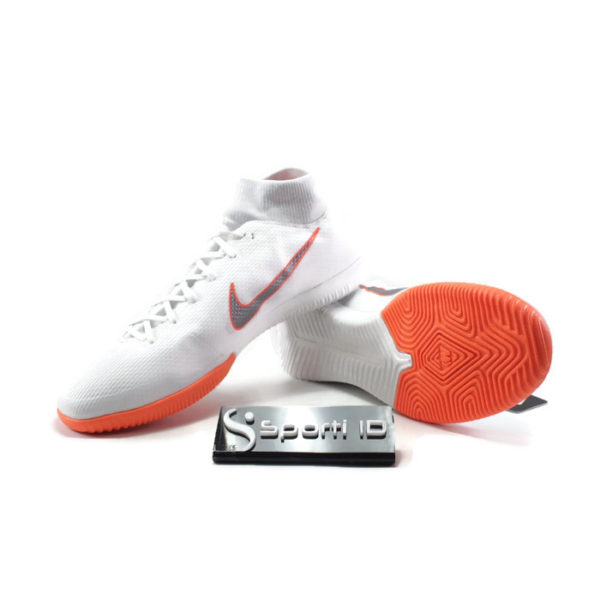 Nike Mercurial Superfly X 6 Academy IC White (AH7369 107)