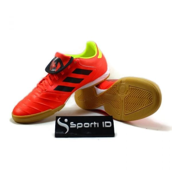 Adidas Copa 18.3 IN Solred