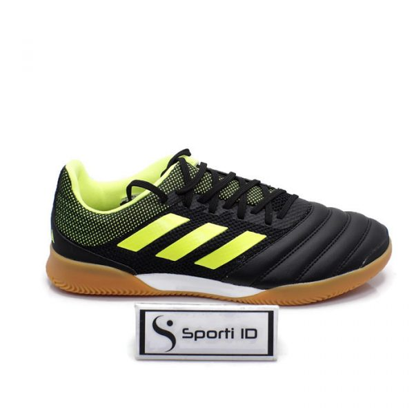 1cfc697b4 Sepatu Futsal Adidas Copa 19.3 Sala IN Black Yellow BB8093 Original